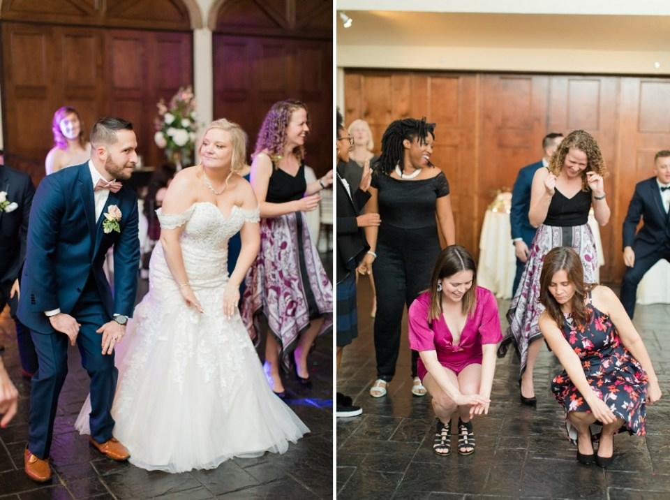 wedding reception dance