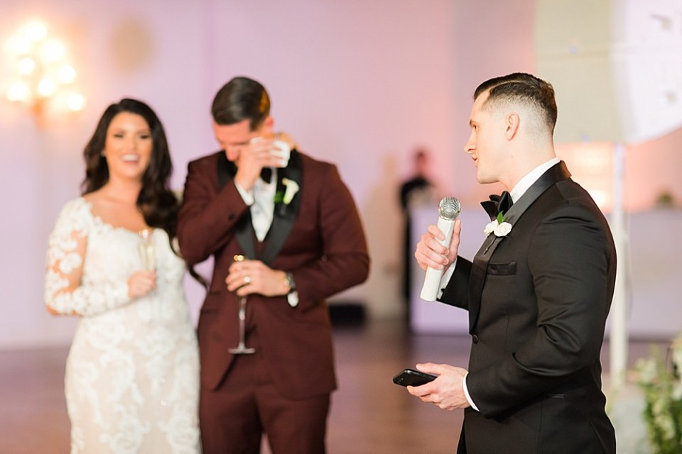 best man wedding toast