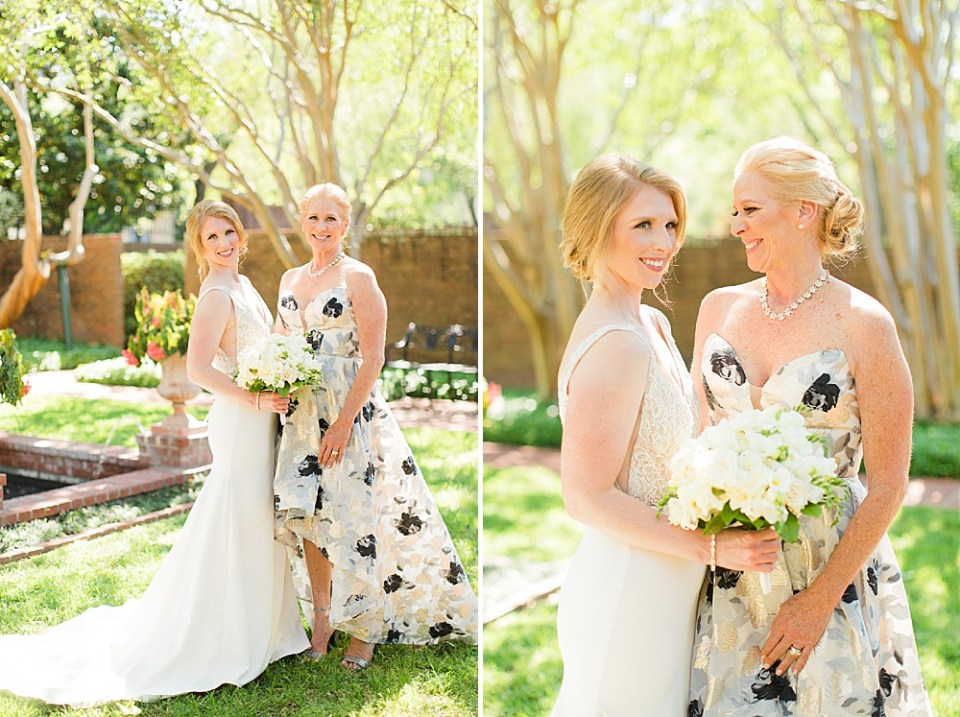 houston bride and mother