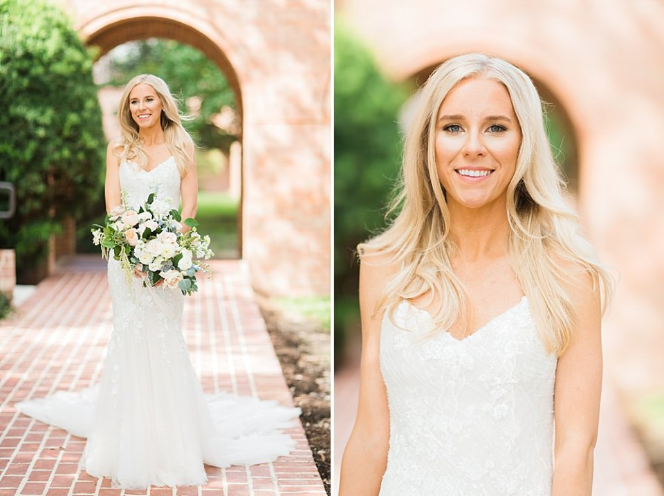 bridal portraits wedding