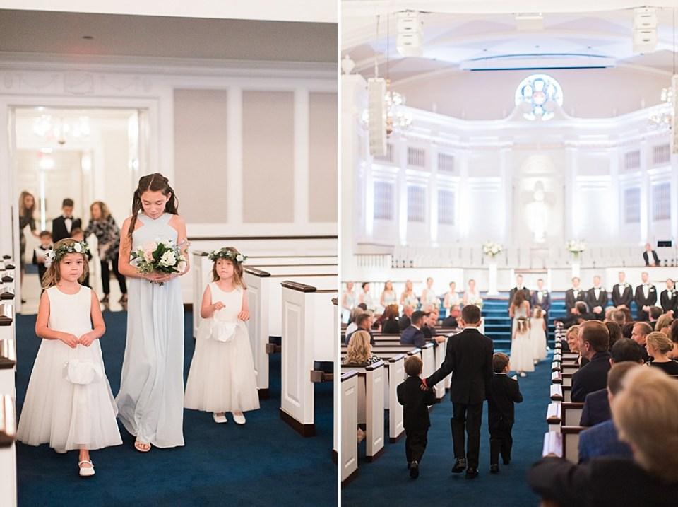 houston second baptist wedding ceremony