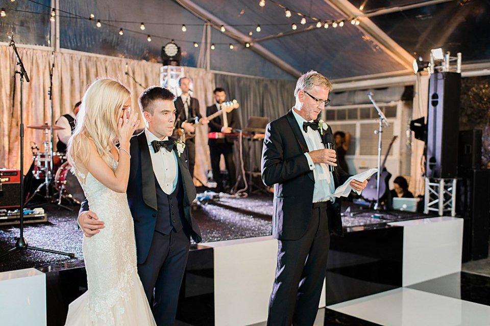 father wedding toast