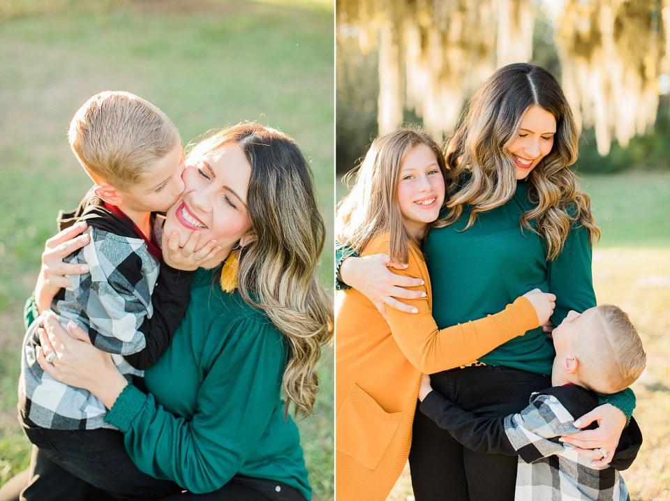 Houston Fall Family Photos