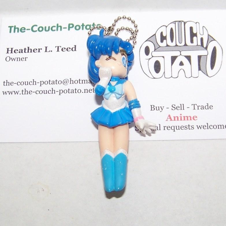 Sailor Mercury Sailor Moon Bandai Key Chain