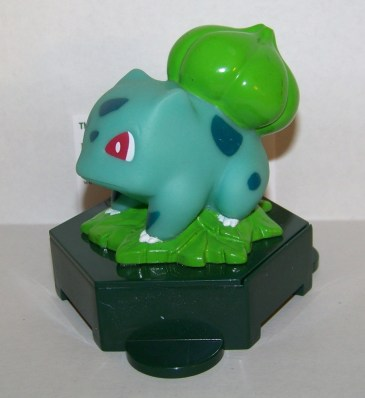 Pokemon Bulbasaur Coin Bank Toy Applause Limited Edition