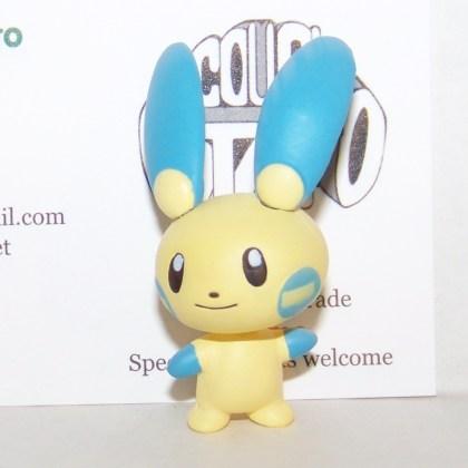 Pokemon Minun Bobblehead figure