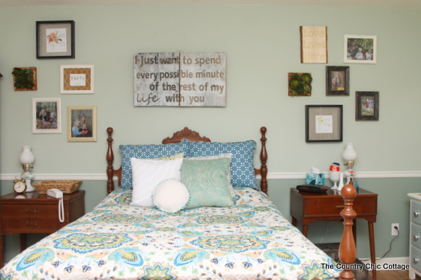 Rustic Farmhouse Bedroom Reveal