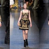 Trend Alert - Opulent Baroque