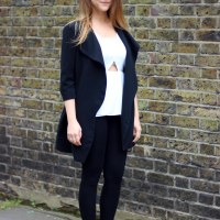 Outfit: Dressed-up Leggings