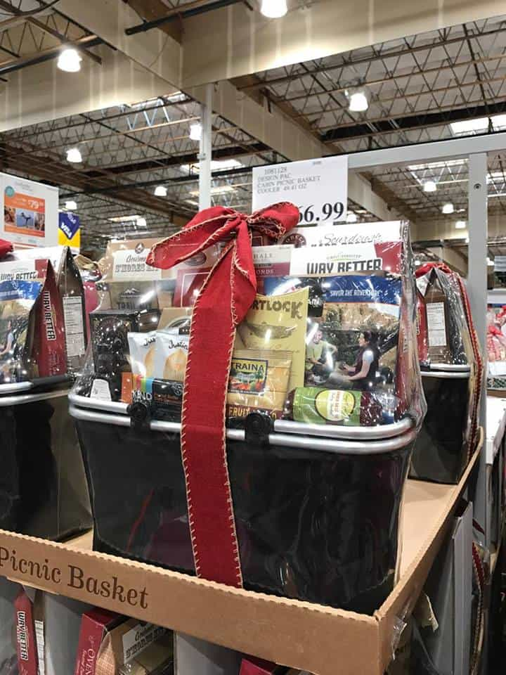 costco christmas gift baskets best whole
