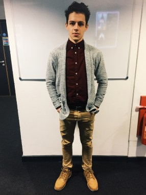 Edvinas Blazer: Independent  store in Spain Boots: Timberland