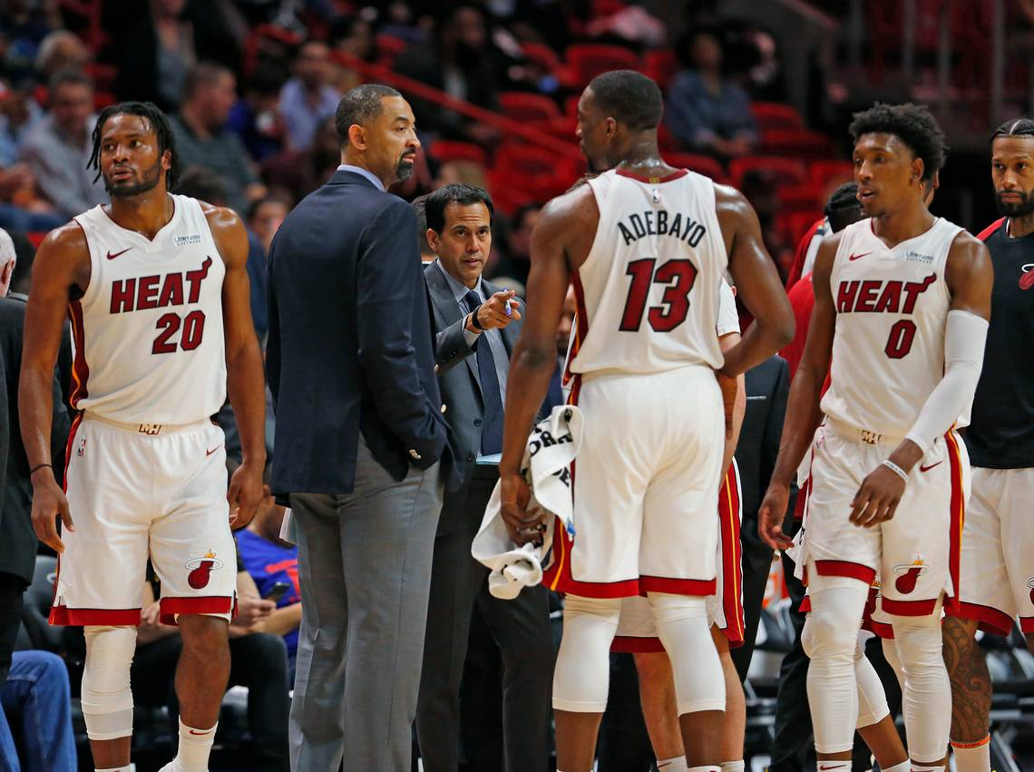 Miami Heat Is It Time To Tank The Courtaholic
