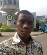 Hon. Oluyemi Sarumi, Speaker, UI Students Representative Council for 2013/2014 parliament year