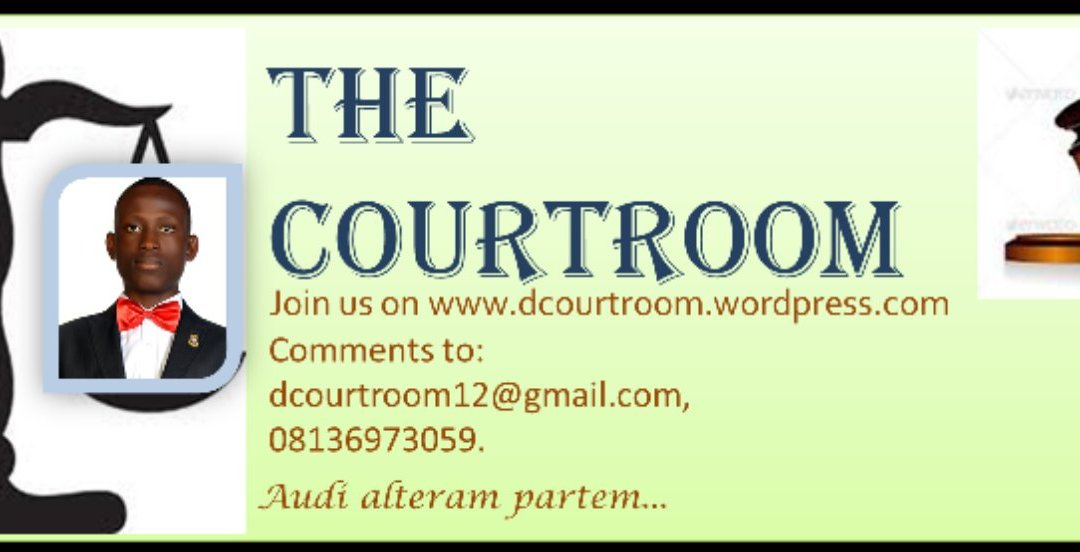 THE COURTROOM- ASUU STRIKE: WAS IT WORTH IT AFTER ALL?