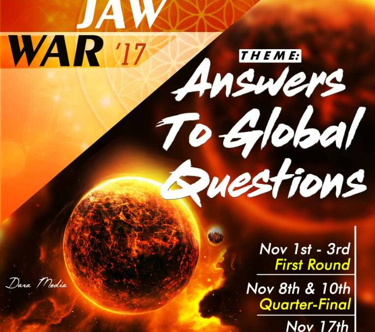 IS JAW WAR AUDIENCE IDEAL FOR A STANDARD DEBATE?