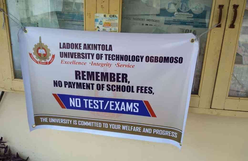 IS THE 'NO TUITION, NO TESTS/EXAMS POLICY' NECESSARY?