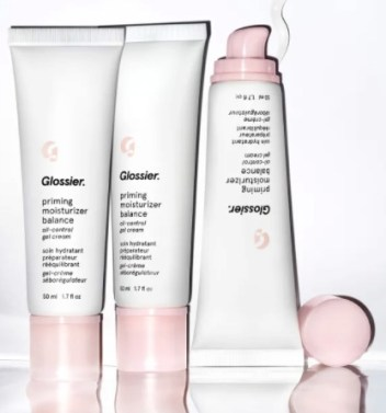 Glossier primer great for oily skin. Five things friday part 8!