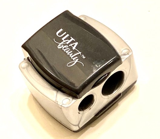 ulta pencil sharpener, cheap and effective... five things friday part 10