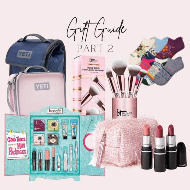 Gift Guide Part 2 - Five Things Friday Part 18!