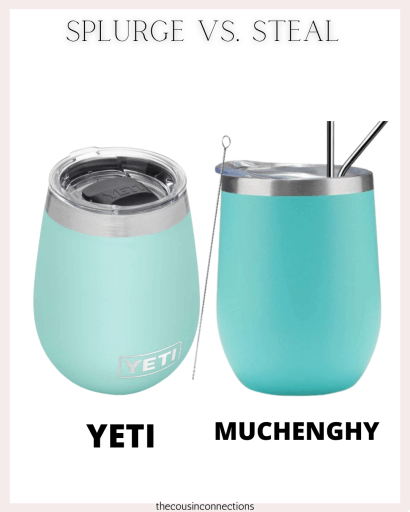 Yeti dupe for the win...go for the steal!