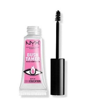 a cheap brow alternative...BUSH TAMER!!! Anastasia Brow Freeze vs NYX Bush Tamer