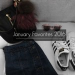 January Fashion Favorites