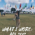 What I Wore: Austin City Limits 2017