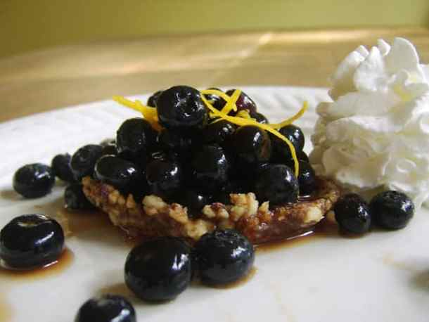 blueberry tarlet