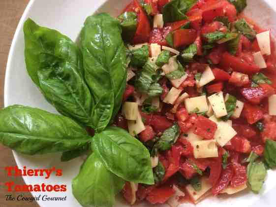 Thierry's tomatoes