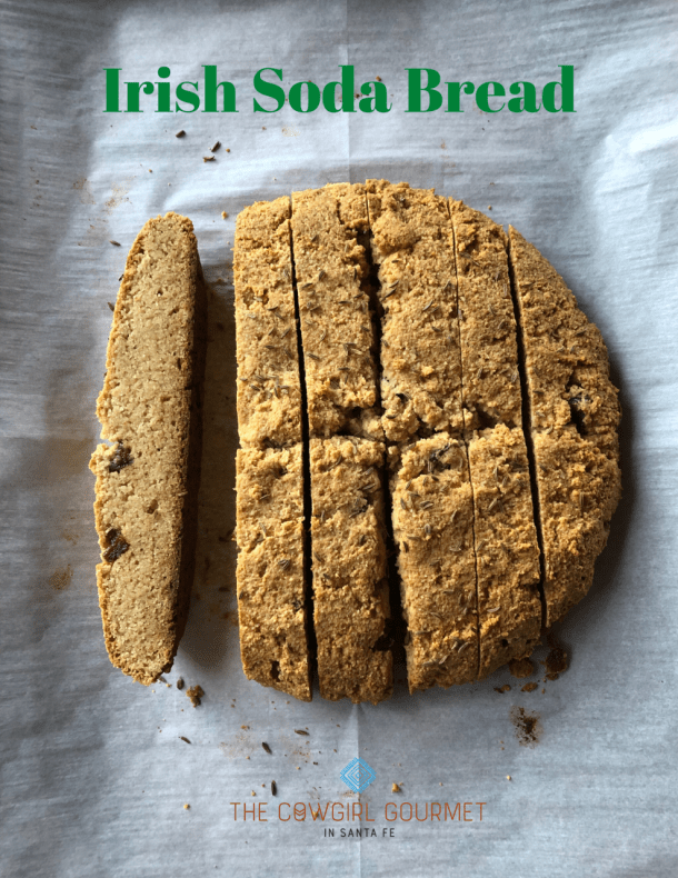 Grain-Free irish soda bread