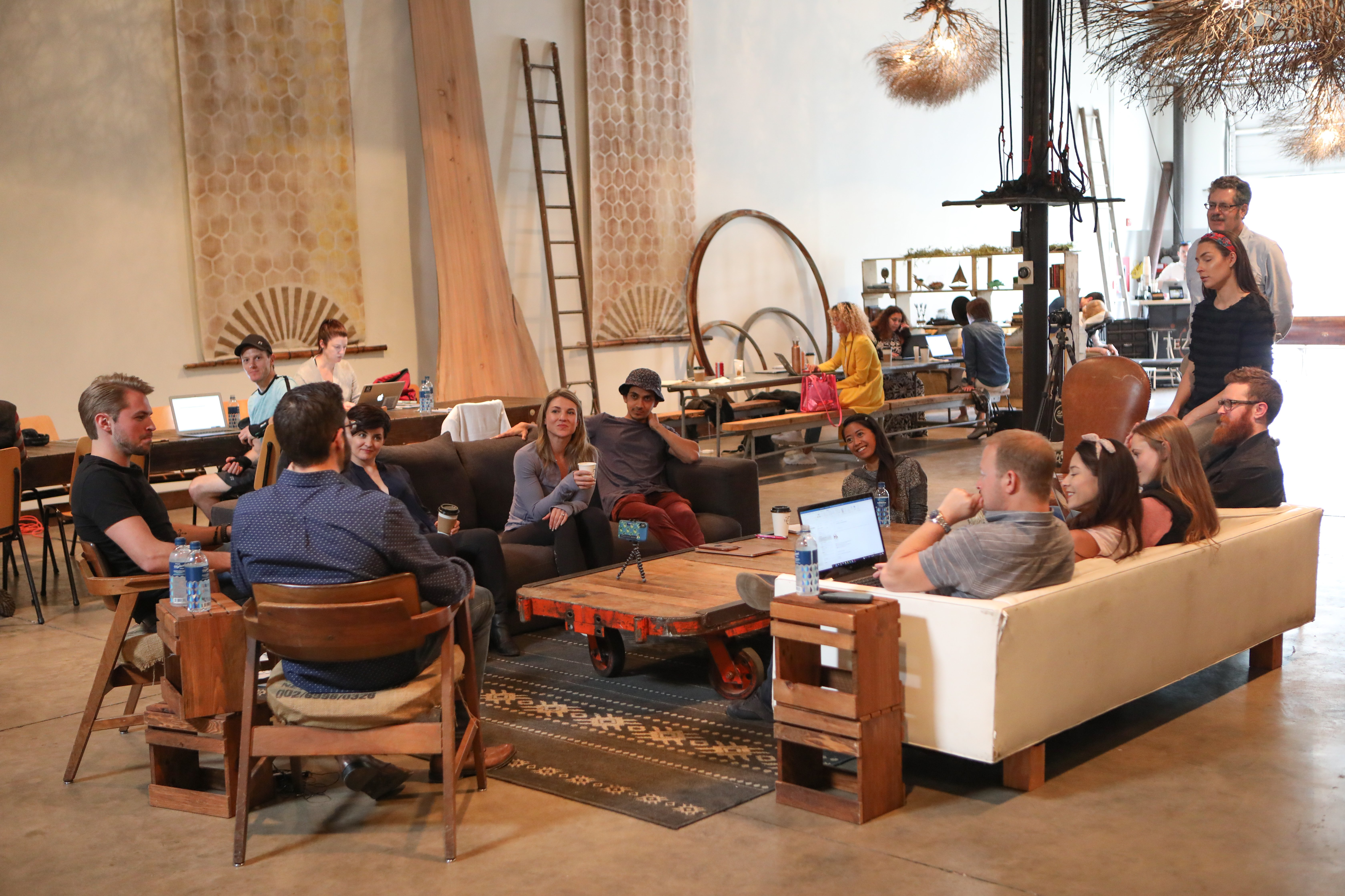 The Cowork Experience