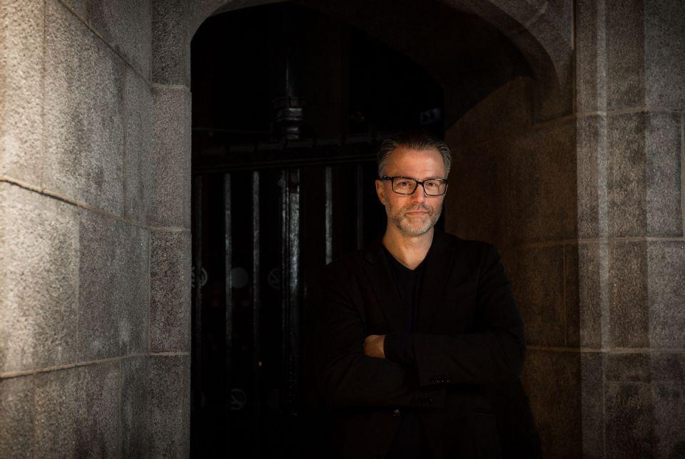 Thomas Author Pic 1024x687 - Blog Tour: Death Deserved by Jorn Lier Horst & Thomas Enger