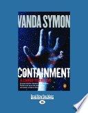 containment by vanda symon - Blog Tour: Containment (Sam Shepherd #3) by Vanda Symon