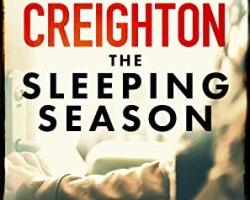 book cover of the sleeping season