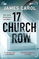 17 church row by james carol - Blog Tour: 17 Church Row by James Carol