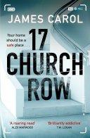 17 church row by james carol - Blog Tour: 17 Church Row by James Carol