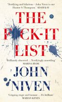 the fck it list by john niven - Blog Tour: The F*ck-It List by John Niven