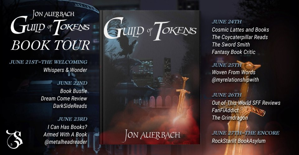 guild of tokens auerbach banner hosts - Guild Of Tokens By Jon Auerbach