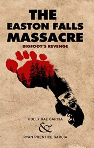 54430300. SY475  - The Easton Falls Massacre by Holly Rae Garcia & Ryan Prentice Garcia | Review