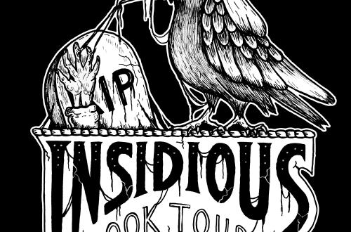 insidious book tours