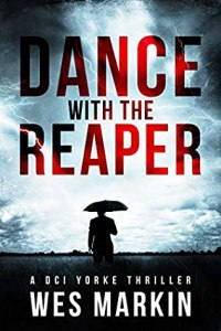 50707596. SY475  - Dance With The Reaper by Wes Markin | Blog Tour