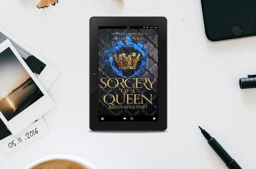 sorcery of a queen feature image