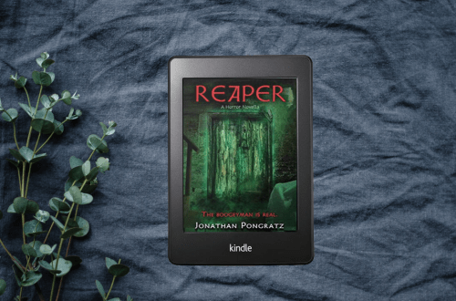 Untitled design 8 - Reaper: A Horror Novella by Jonathon Pongratz | Review