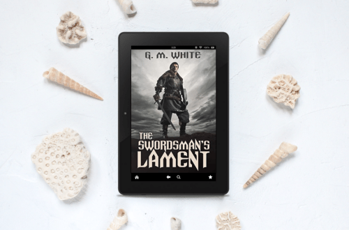 Untitled design 9 - The Swordsman's Lament by G.M. White | Blog Tour