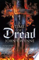 a time of dread by john gwynne - A Time Of Dread by John Gwynne | Review