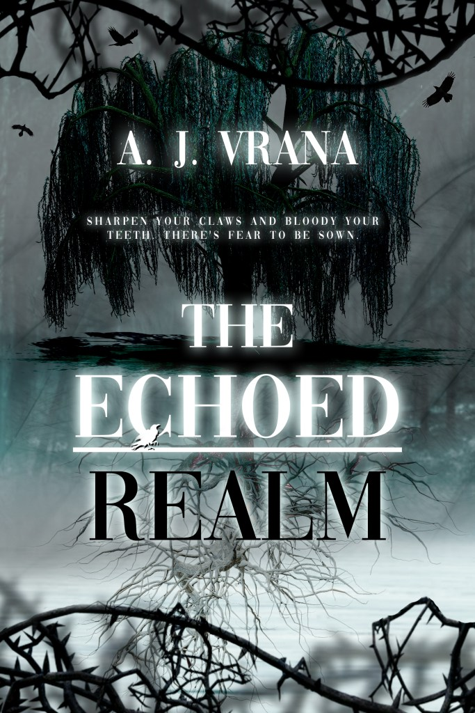 the echoed realm vrana 683x1024 - The Echoed Realm by A.J. Varna | COVER REVEAL