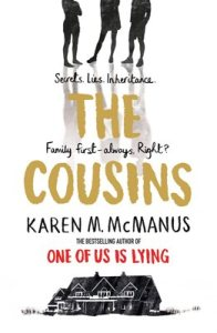 53409245 - The Cousins by Karen M. McManus | Blog Tour Review