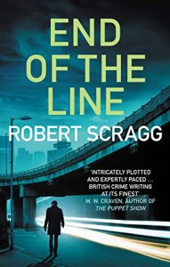 56804736. SY475  - End of the Line by Robert Scragg | Blog Tour Review