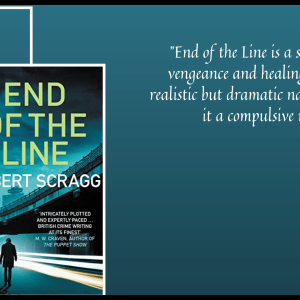 end of the line robert scragg - End of the Line by Robert Scragg | Blog Tour Review