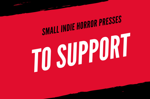 COVER REVEAL 2 - Small Indie Horror Presses to Support